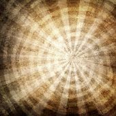 vintage pattern background with rays