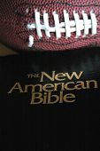 football on bible
