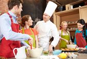 picture of food groups  - cooking class - JPG