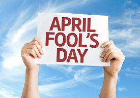 image of prank  - April Fool - JPG