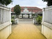 Kraton Palace Yogyakarta Java