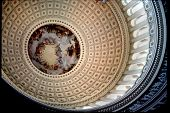Capitol Rotunda Dome Int