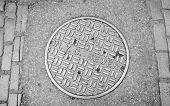New York City Manhole Cover