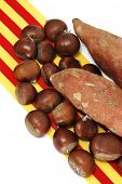 castanyda,day catalonian tradition