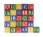Alphabet Bricks