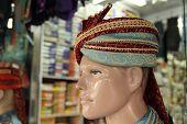 Turban On Mannequin