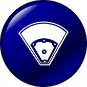 baseball field button