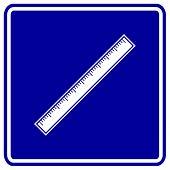 ruler sign
