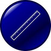 ruler button