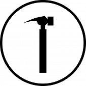 hammer symbol