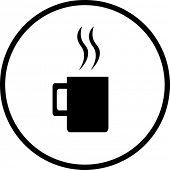 hot beverage symbol