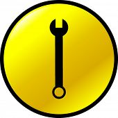 wrench button