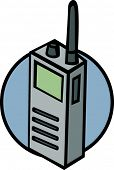 mobile two-way radio transceiver