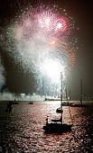 Sailboats & Fireworks