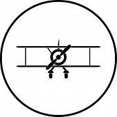 biplane symbol