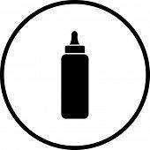 baby bottle symbol