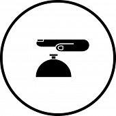 bell calling symbol