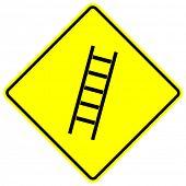 ladder sign