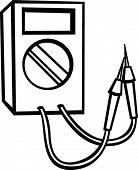 multimeter electronic test equipment
