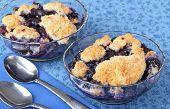 Blueberry Cobbler Dessert