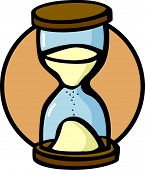 hourglass or sandclock