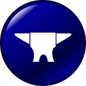 anvil button