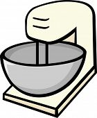 kitchen mixer appliance