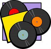 lp vynil discs