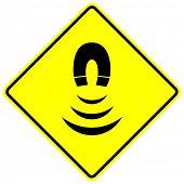 magnet sign
