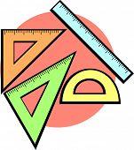 scholastic geometry set