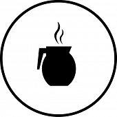 coffee jar symbol
