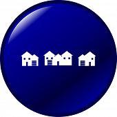 neighborhood houses button