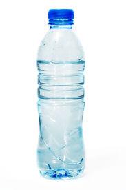 stock photo of bottle water  - water bottle - JPG