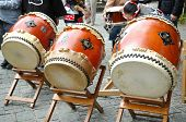 Japanese Drum known as Taiko