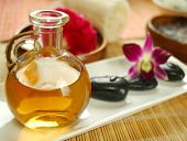 foto of massage oil  - Massage oil - JPG