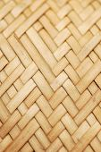 Cane weaving background