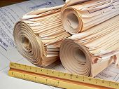 Rolled Architecture Design Blueprints
