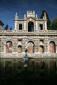Seville Royal Palace Reservoir