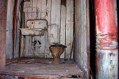 Love that indoor plumbing!