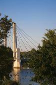 Lane Avenue Bridge in Columbus, Ohio