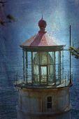 Heceta head Lighthouse State Park along the Oregon coast