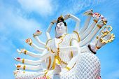 Statue Of Shiva In Thailand