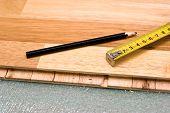 Installing Wooden Floor
