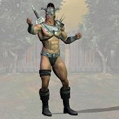 Babarian Fighter