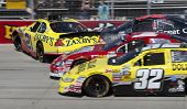 DOVER, DE - May 15:  Kyle Busch wins at the Dover International Speedway for the HELLUVA GOOD! 200 o