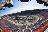 BRISTOL, TN - MAR 21:  The Nationwide Series makes a stop at the Bristol Motor Speedway for the runn