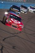 AVONDALE, AZ - FEB 27: Juan Pablo Montoya (42) drives his Target Chevrolet during the Subway Fresh F