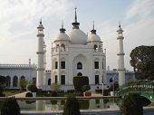 stock photo of imambara  - The minarets of a princess - JPG