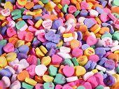 Candy Hearts Medium
