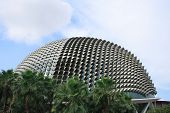 Esplanade Theatre In Singapore